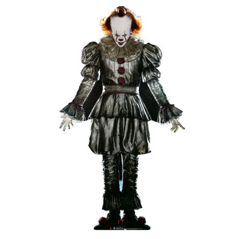 Pennywise from IT Chapter 2 Movie Cutout *2996