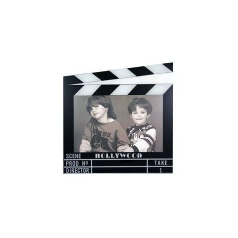 Clapboard Picture Frame - 5x7""