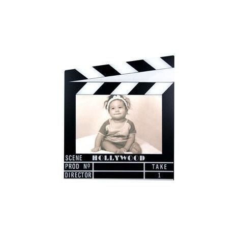 Clapboard Picture Frame - 3.5x5""