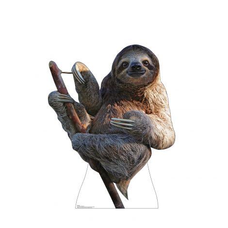 a sloth Cardboard Cutout *3007
