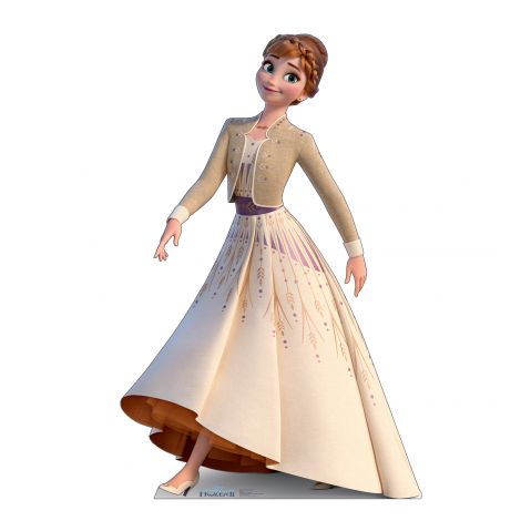 Anna Collector's Edition Cutout from Disney's Frozen II *3011