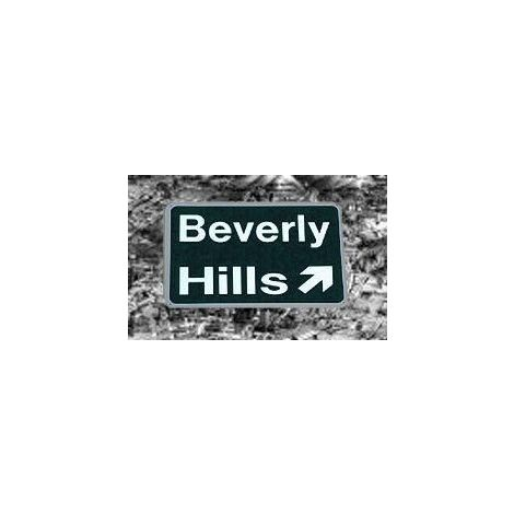 Beverly Hills Freeway Sign