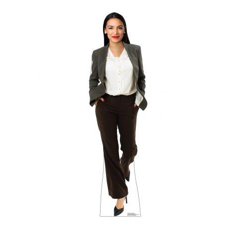 Representative Alexandria Ocasio-Cortez Cardboard Cutout *3044