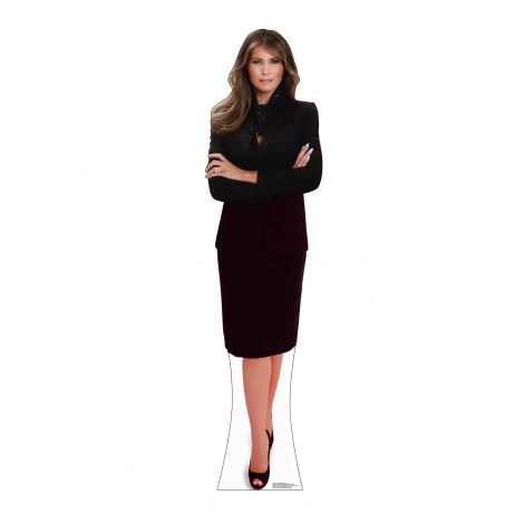 First Lady Melania Trump Cardboard Cutout *3045