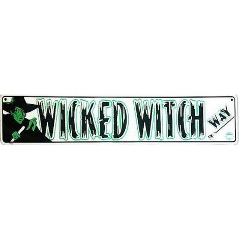 Wizard of oz Tin sign