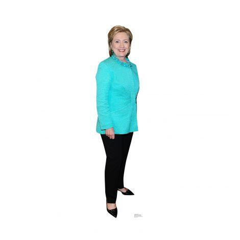 Senator Hillary Clinton Cutout #2214