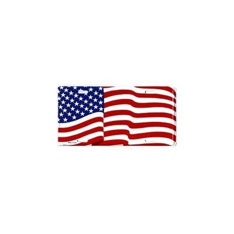 USA Licence Plate