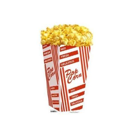 Popcorn Box Cutout 2004