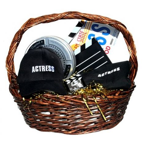 Actress Gift Basket (*)