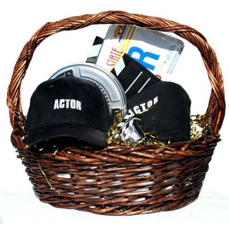 Actor Gift Basket