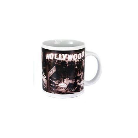 Hollywood Collage Coffee Mug