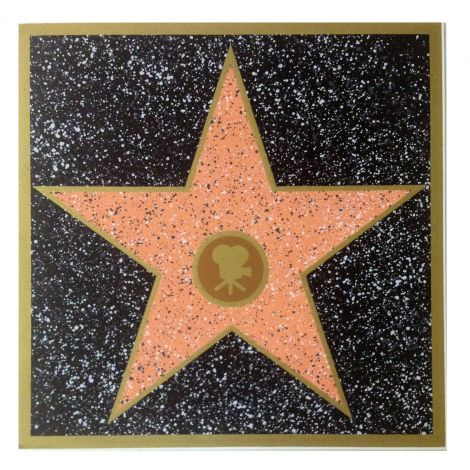 Customizable Walk of Fame Star