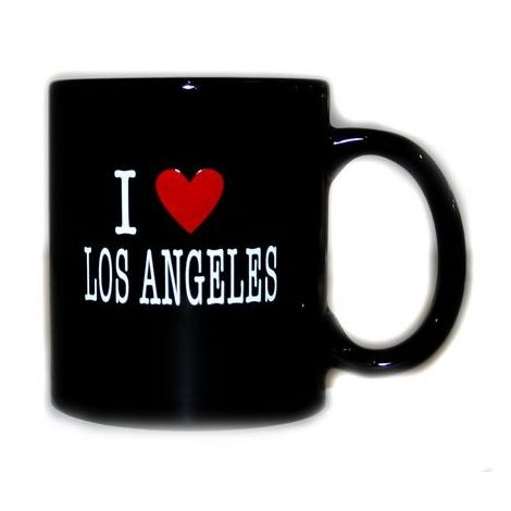 I heart Los Angeles cup