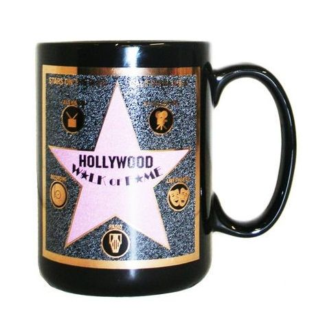 Walk of Fame cup