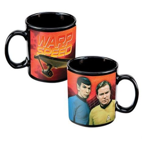 Star Trek 12 oz. Ceramic Mug