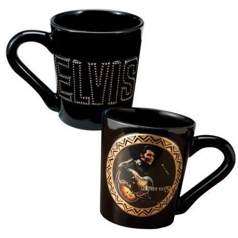 "Elvis Presley ""68' Special"" 20 oz. Ceramic Sclupted Mug"