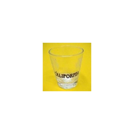 California Shotglass