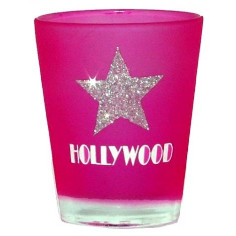 Hollywood Shot-Glass Pink