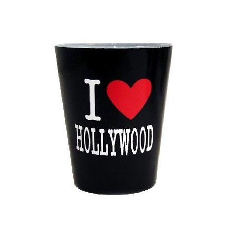 Hollywood shooter I heart glass