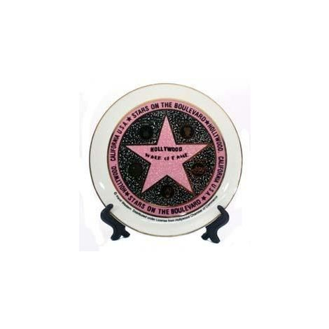 Hollywood Walk of Fame Plate