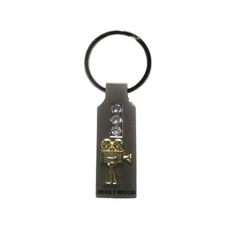 Keychain Metal Camera