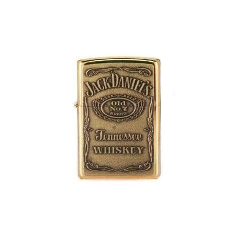 Jack Daniels Engraved Zippo Lighter