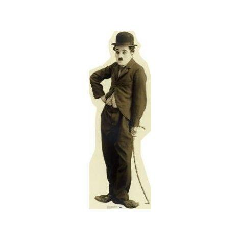 Charlie Chaplin Cutout #712