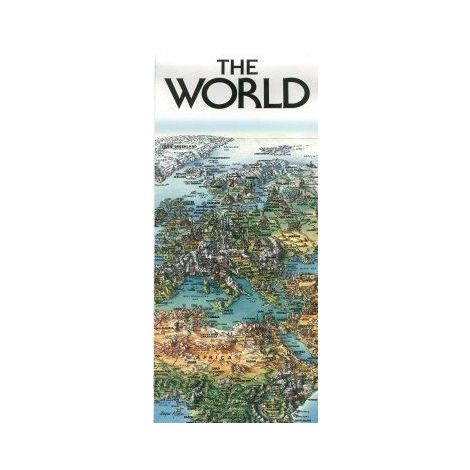 The World : 3D Picture Map