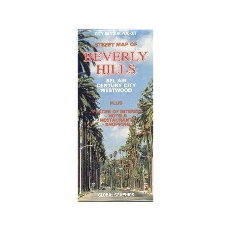 Beverly Hills Street Map