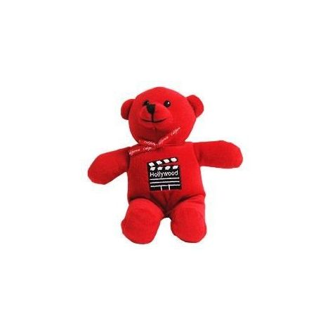 Red Hollywood Teddy Bear