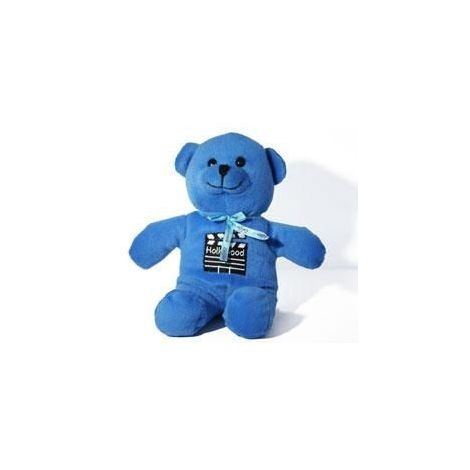 Blue Hollywood Teddy Bear