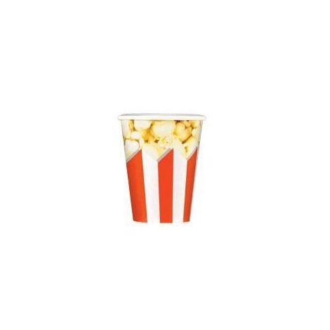 Movie Theater Popcorn Paper Cups
