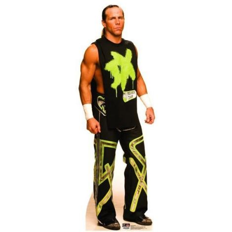 Shawn Michaels WWE Cutout 636