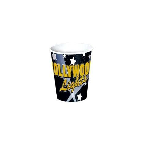 Hollywood Lights beverage cups