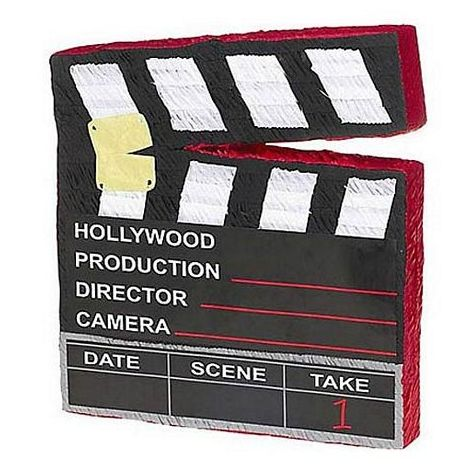Hollywood Clapboard Pinata