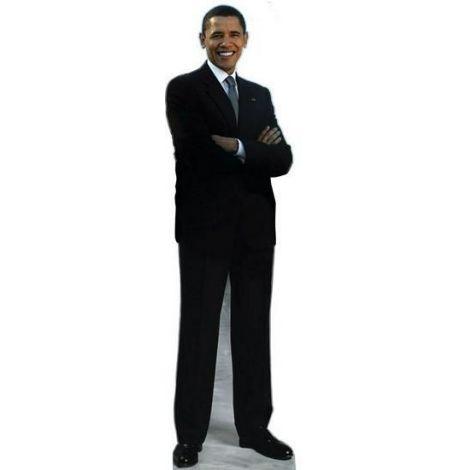 Barack Obama Cutout 739