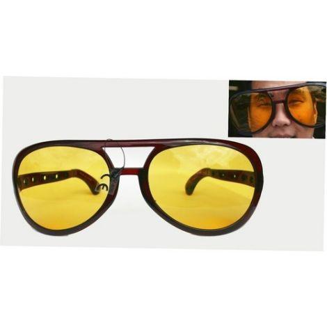 Huge Yellow Sunglasses