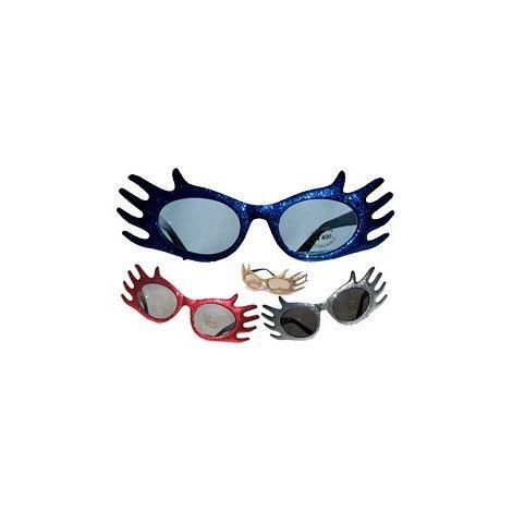 Glitter Flame Glasses