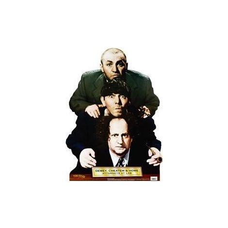 The Three Stooges Cutout 434