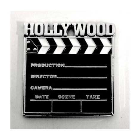 Hollywood Clapboard Magnet