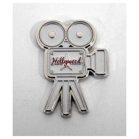 Hollywood Camera Magnet