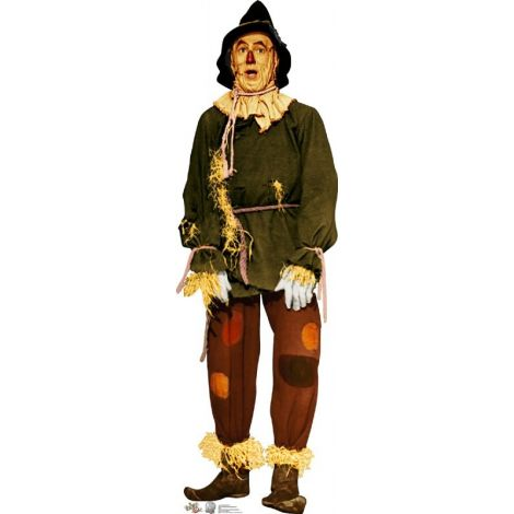Scarecrow - 75th Anniversary Lifesize cutout #1454