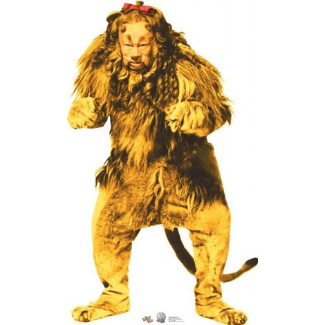 Cowardly Lion - 75th Anniversary Lifesize cutout #1455