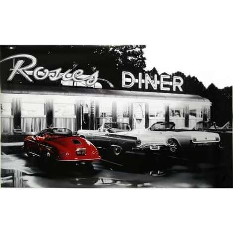 Rosies Diner Poster