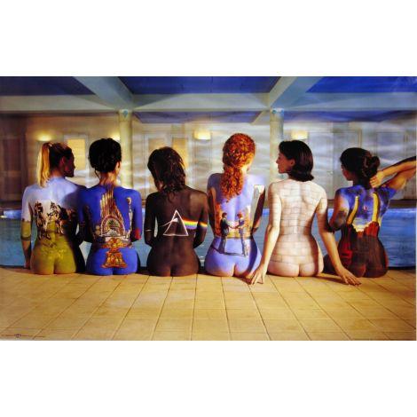 Pink Floyd Back Catalog Poster