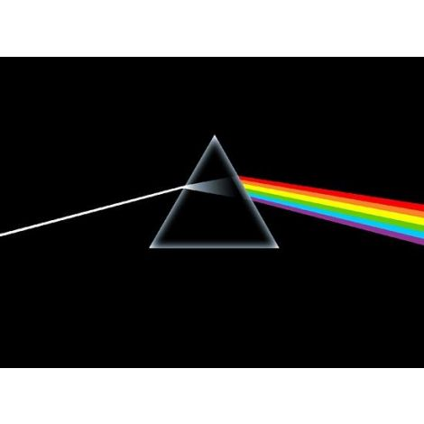Pink Floyd Dark Side Poster