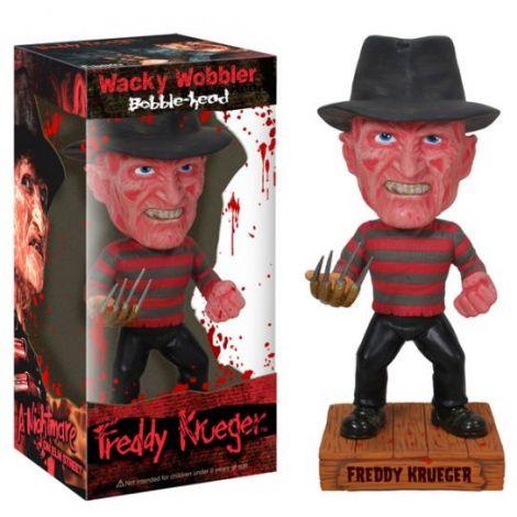 Freddy Krueger Bobble Head Wacky Wobbler