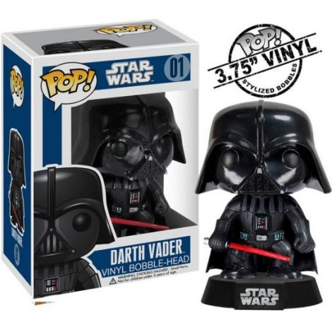 POP! Darth Vader vinyl Bobble Head