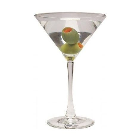 Martini Glass Cutout 751