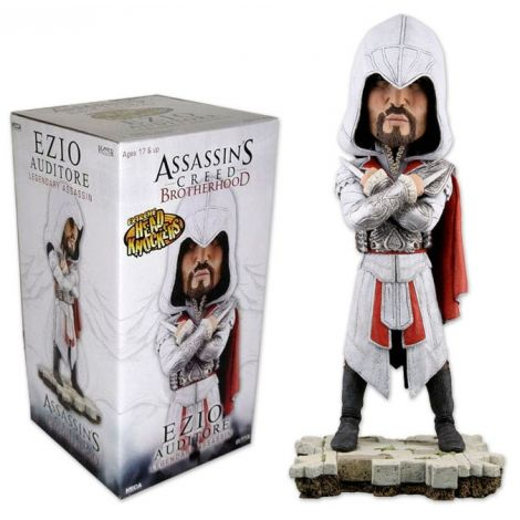 Assassin's Creed Brotherhood Head Knockers